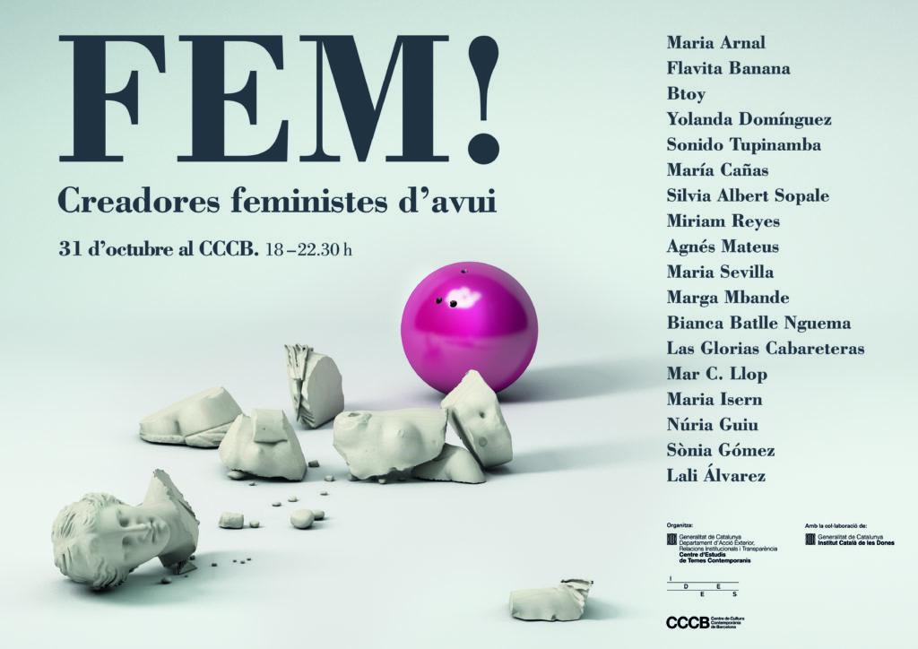 FEM_cartell_creadores_feministes_avui_revista_IDEES