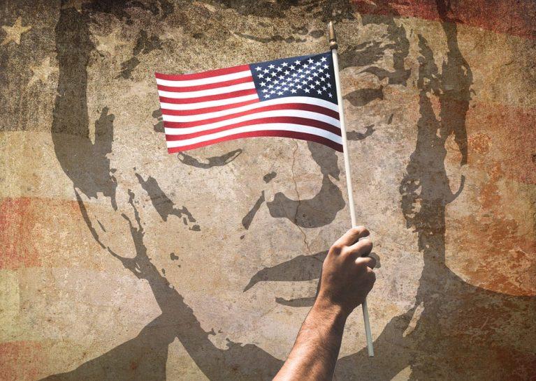 Trump i Estats Units polarització
