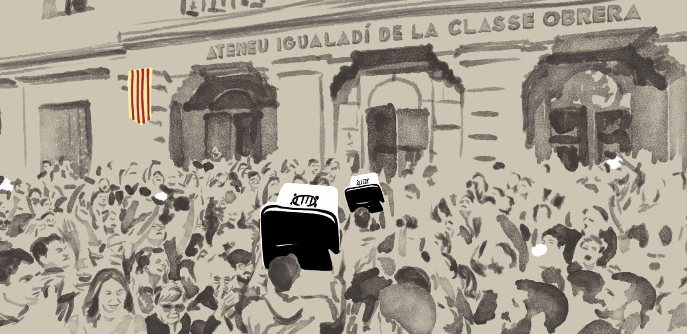 Catalunya – Espanya: del conflicte al diàleg polític?