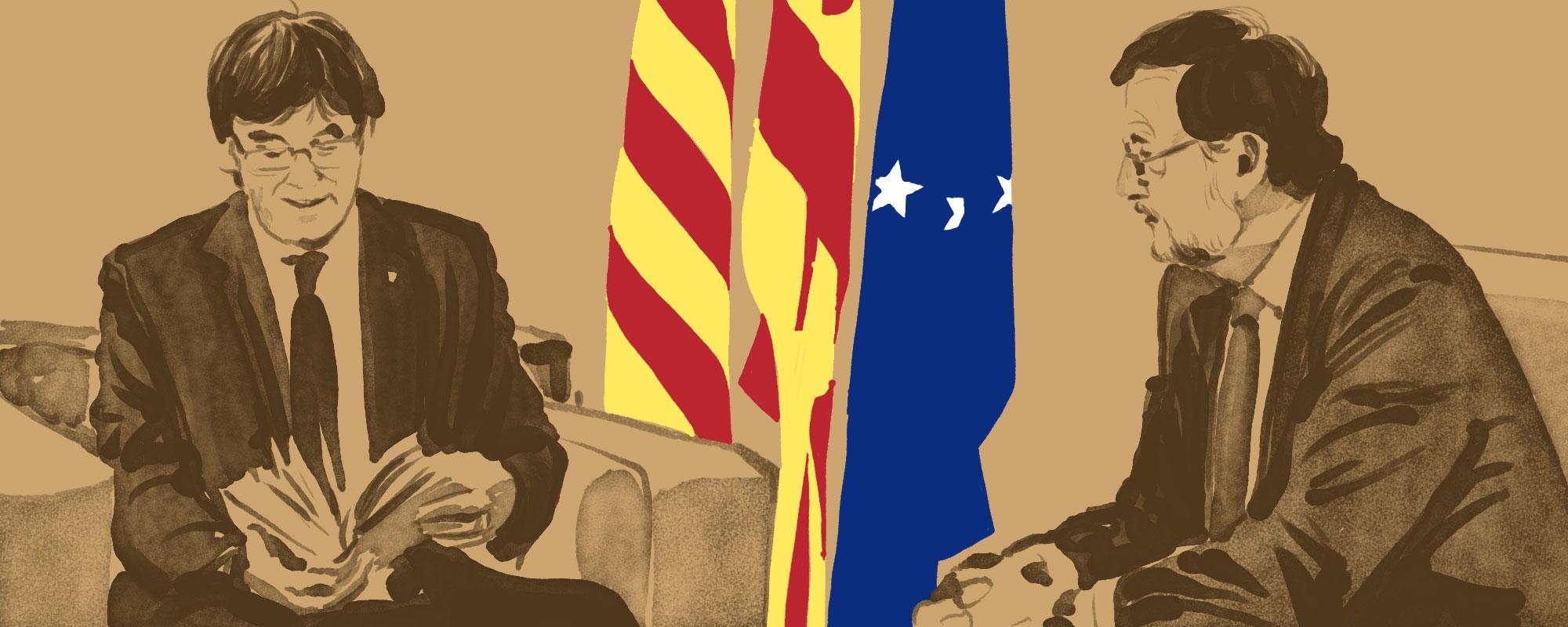 Catalunya-Espanya: del conflicte al diàleg polític? Dossier especial de la revista IDEES