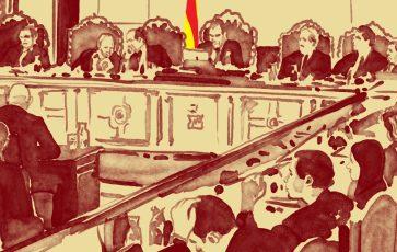 Judici al procés al Tribunal Suprem