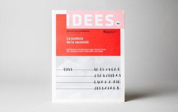 IDEES 42 - La justícia de la secessió