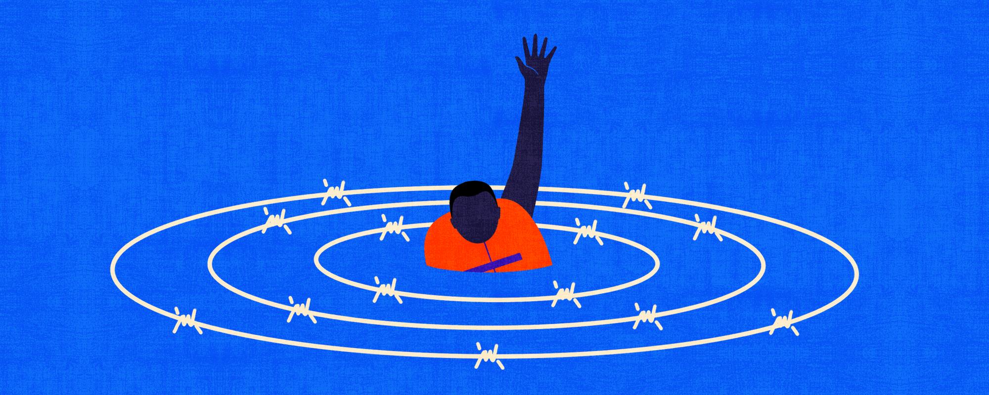 Dawn Chatty - La marea ha canviat? Refugi i recer a l'espai euromediterrani