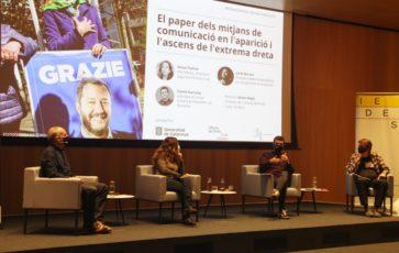 Diàleg: el paper dels mitjans de comunicació en l'aparició i l'ascens de l'extrema dreta
