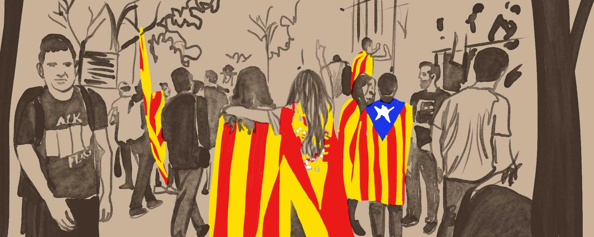 Catalunya i Espanya: cap a un conflicte polític estancat?