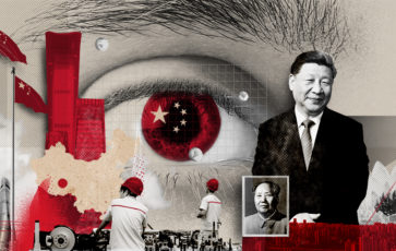 China Before a World in Crisis