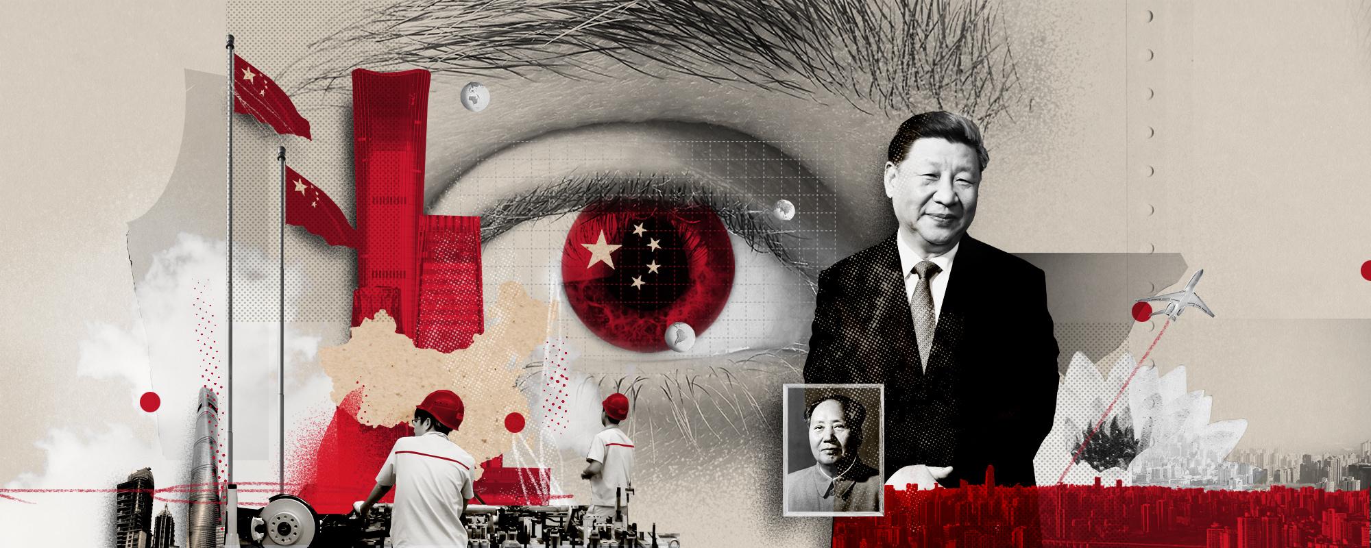 China ante un mundo en crisis