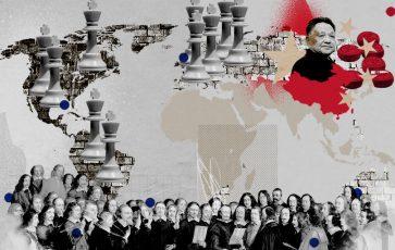 El papel de China en la construcción de una nueva geopolítica en Asia y en el mundo