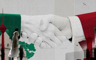 China y los conflictos en Oriente Medio