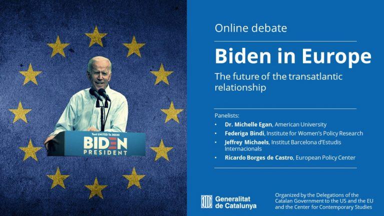 Biden in Europe
